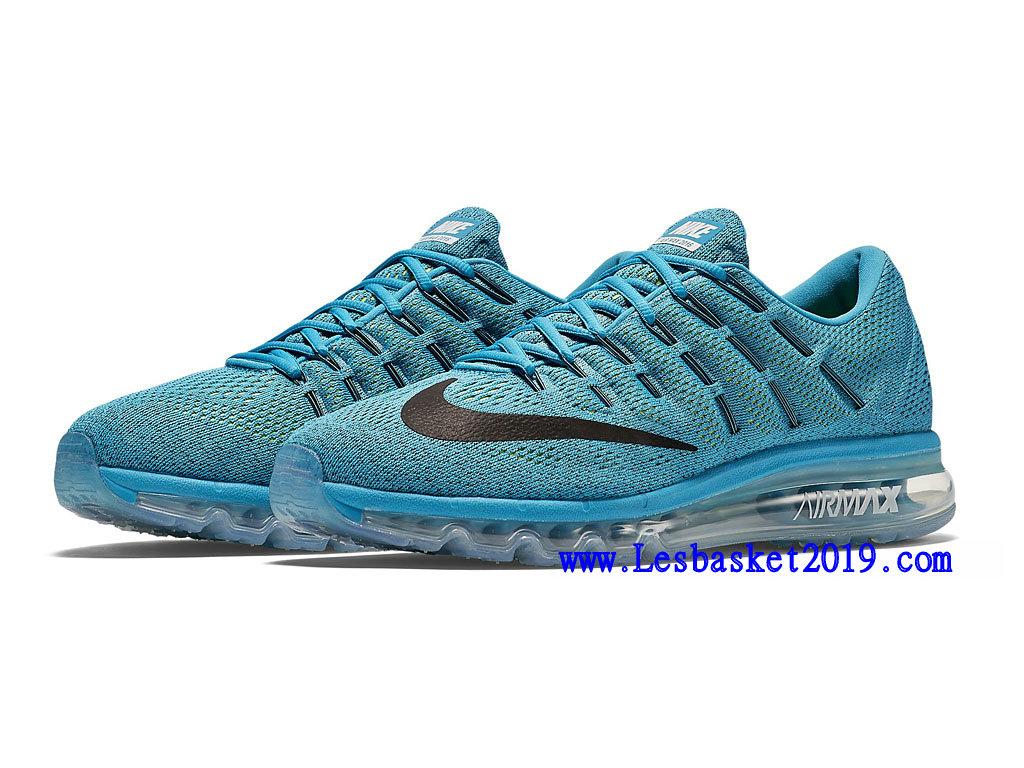 2019 Nike Air Max 2016 Men´s Officiel Basket Prix Shoes Blue Black 806771_400 1903130503 Basketball Shoes   Nike Air Max Plus 2019