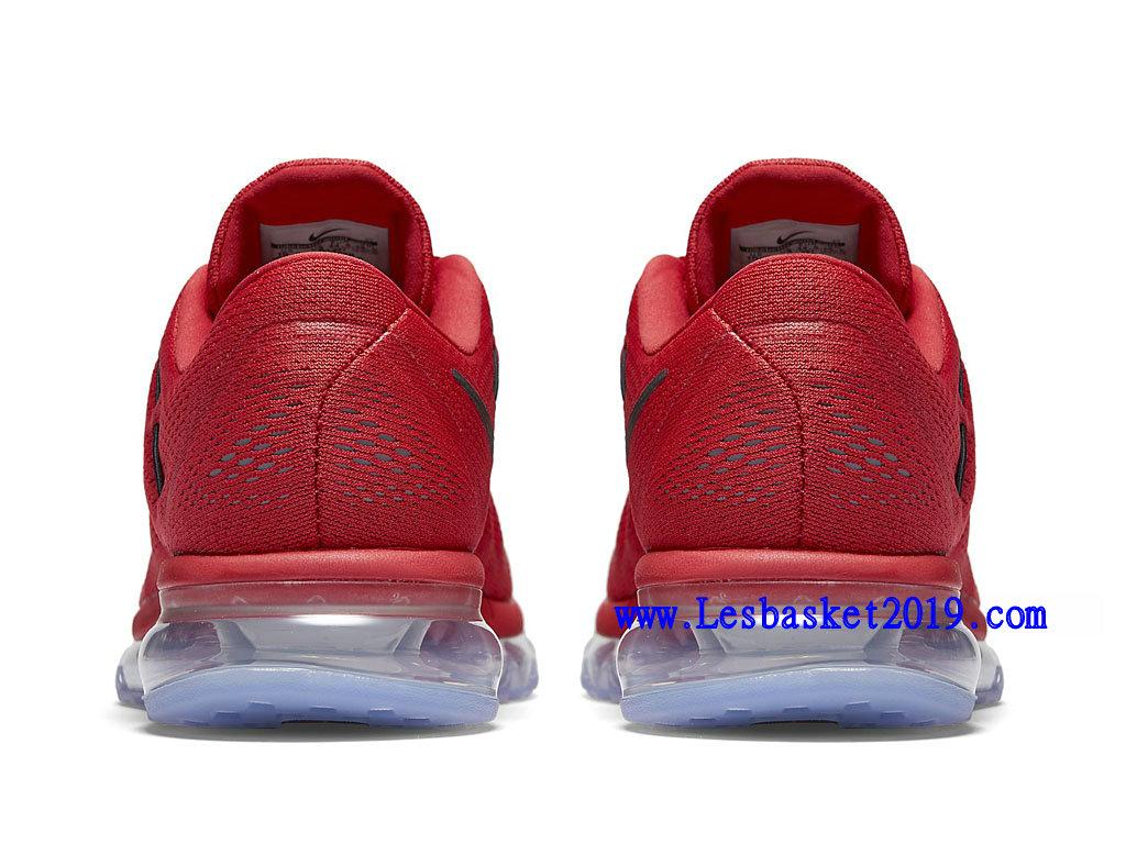 2019 Nike Air Max 2016 Chaussures Officiel Basket Prix Pas Cher Pour Homme Rouge Noir 806771_601 1903130511 Chaussure de Basket | Nike Air Max Plus