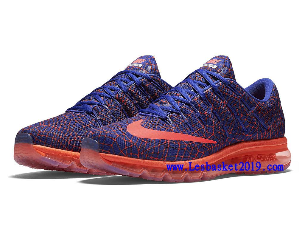 2019 Nike Air Max 2016 Print Men´s Officiel Basket Prix