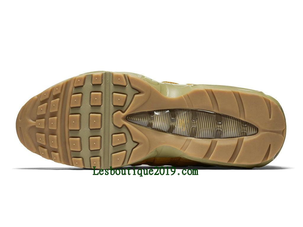 2019 Nike Air Max 95 Wheat Men´s Officiel Basket 2018 Shoes Brun 538416_700 1903130120 Basketball Shoes   Nike Air Max Plus 2019