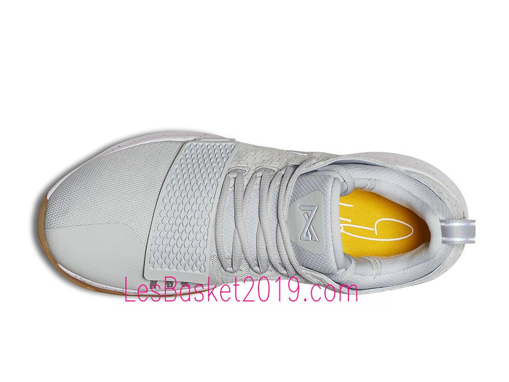 2019 Nike PG 1 Pure Platinum Chaussures Officiel Basket Prix Pas Cher Pour Homme 878628_008 1903130549 Chaussure de Basket | Nike Air Max Plus 2019