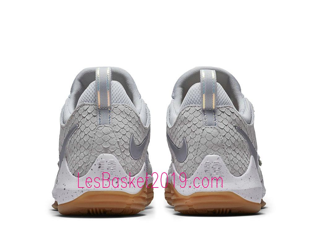 2019 Nike PG 1 Pure Platinum Chaussures Officiel Basket Prix Pas Cher Pour Homme 878628_008 1903130549 Chaussure de Basket   Nike Air Max Plus 2019