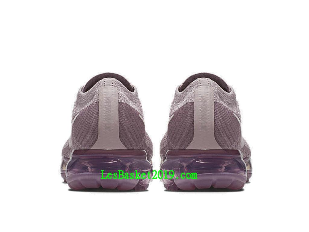 2019 Nike WMNS Air VaporMax Flyknit Chaussures Officiel Running Prix Pas Cher Pour Femme Rose 849557 502 1903130058 Chaussure de Basket   Nike Air Max